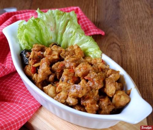 Gambar Hasil Membuat Resep Ayam Nasu Palekko