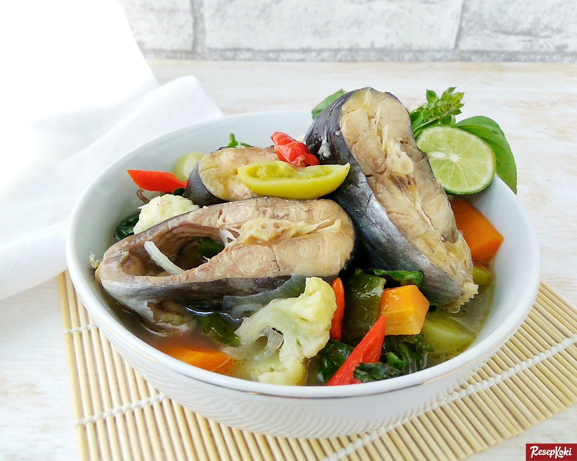 Sup Ikan Patin Bening Segar Dan Bebas Amis Resep Resepkoki