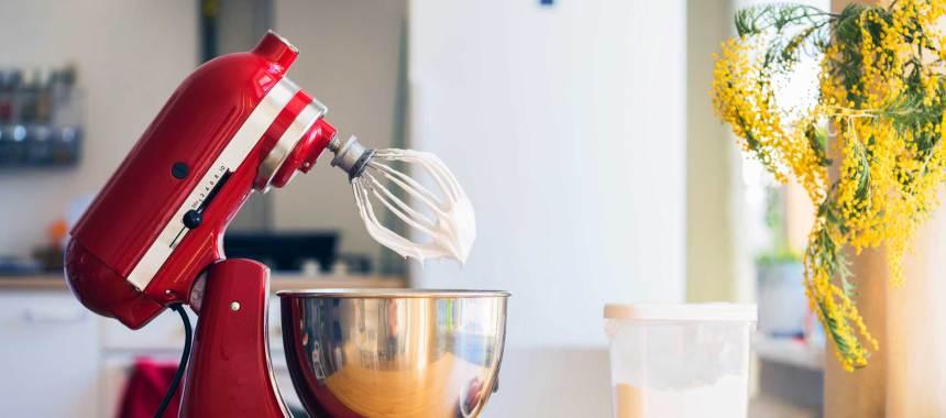 5 Langkah Mudah Bersihkan Mixer Agar Awet dan Tahan Lama