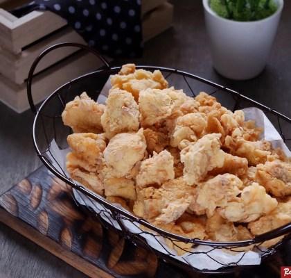 ayam popcorn renyah