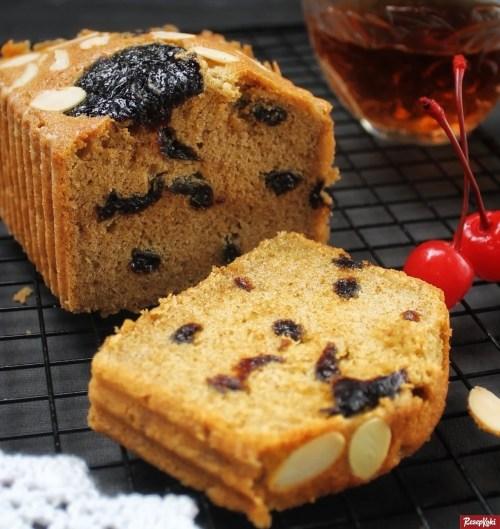 Gambar Hasil Membuat Resep Cake Kurma
