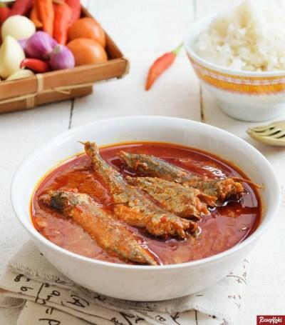 Gambar Hasil Membuat Resep Ikan Salem Bumbu Sarden