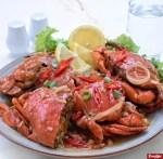 10 Masakan Kepiting yang Lezat Istimewa & Patut Dicoba