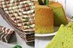 Apa Bedanya? Chiffon Cake vs Ogura Cake