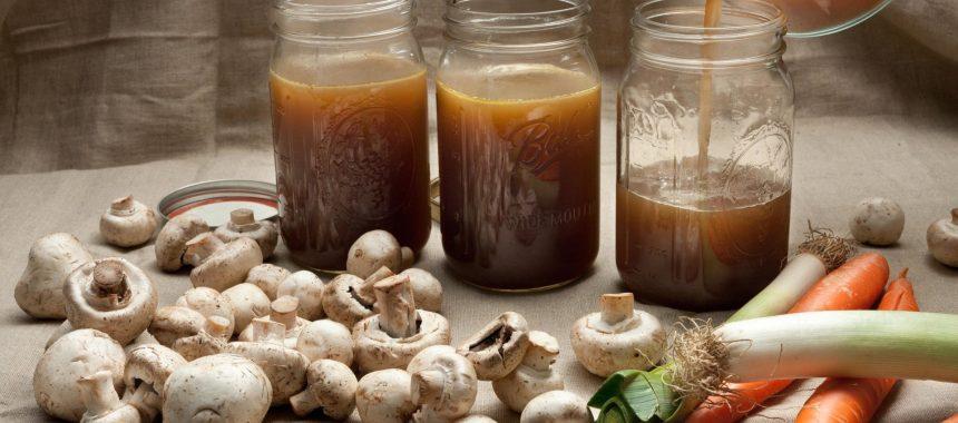 Tips Membuat Kaldu Jamur yang Gurih Sebagai Pengganti MSG