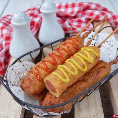 corndog lezat