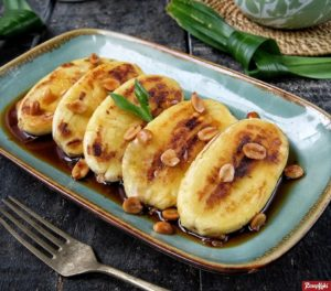 pisang epe makassar