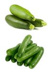 Apa Bedanya? Timun Jepang vs Zucchini