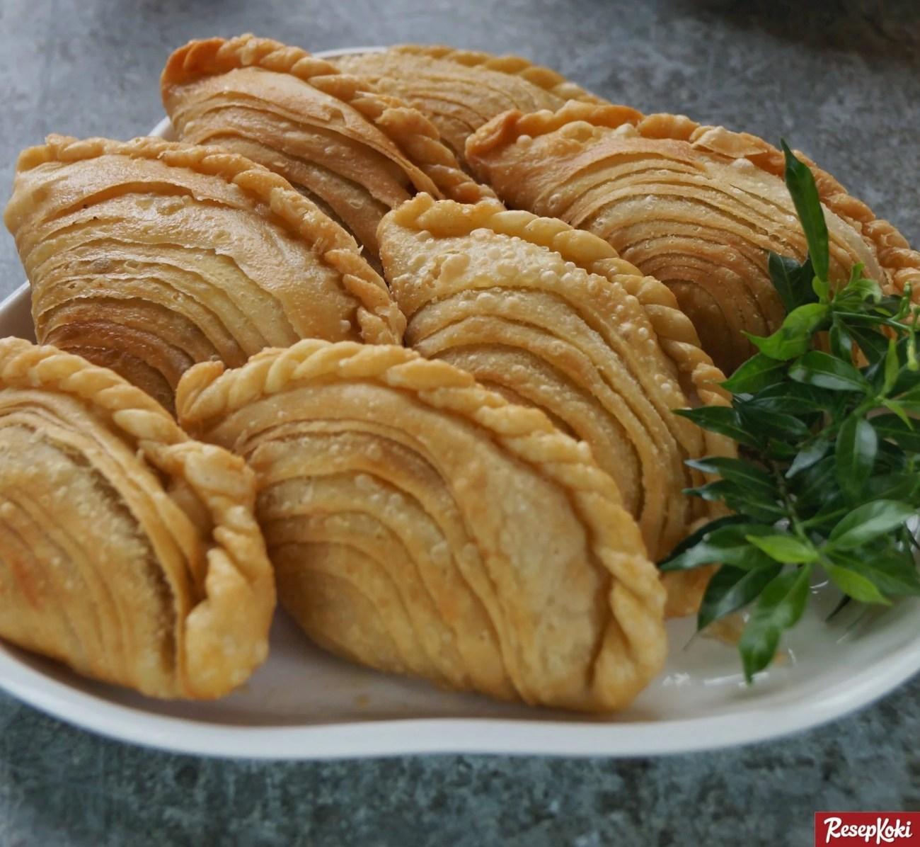 Resep Karipap (Curry Puff)