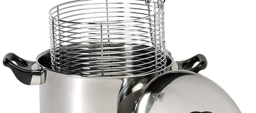 5 Rekomendasi Panci Deep Fryer & Keuntungan Menggoreng Secara Deep-fry