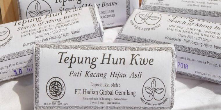 Mengenal Tepung Hunkwe