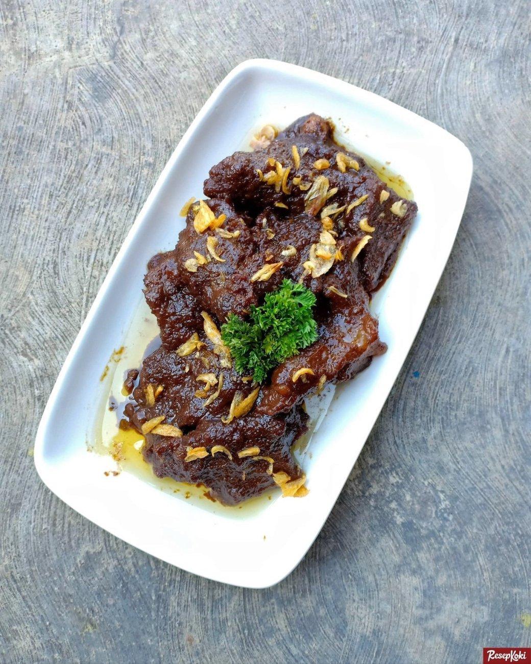 Resep Daging Malbi Semur