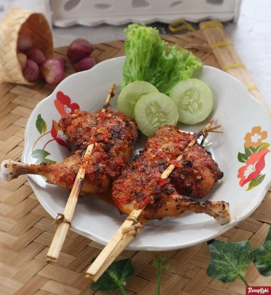 Gambar Hasil Membuat Resep Ayam Bakar Lumajang