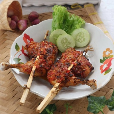 ayam bakar lumajang pedas