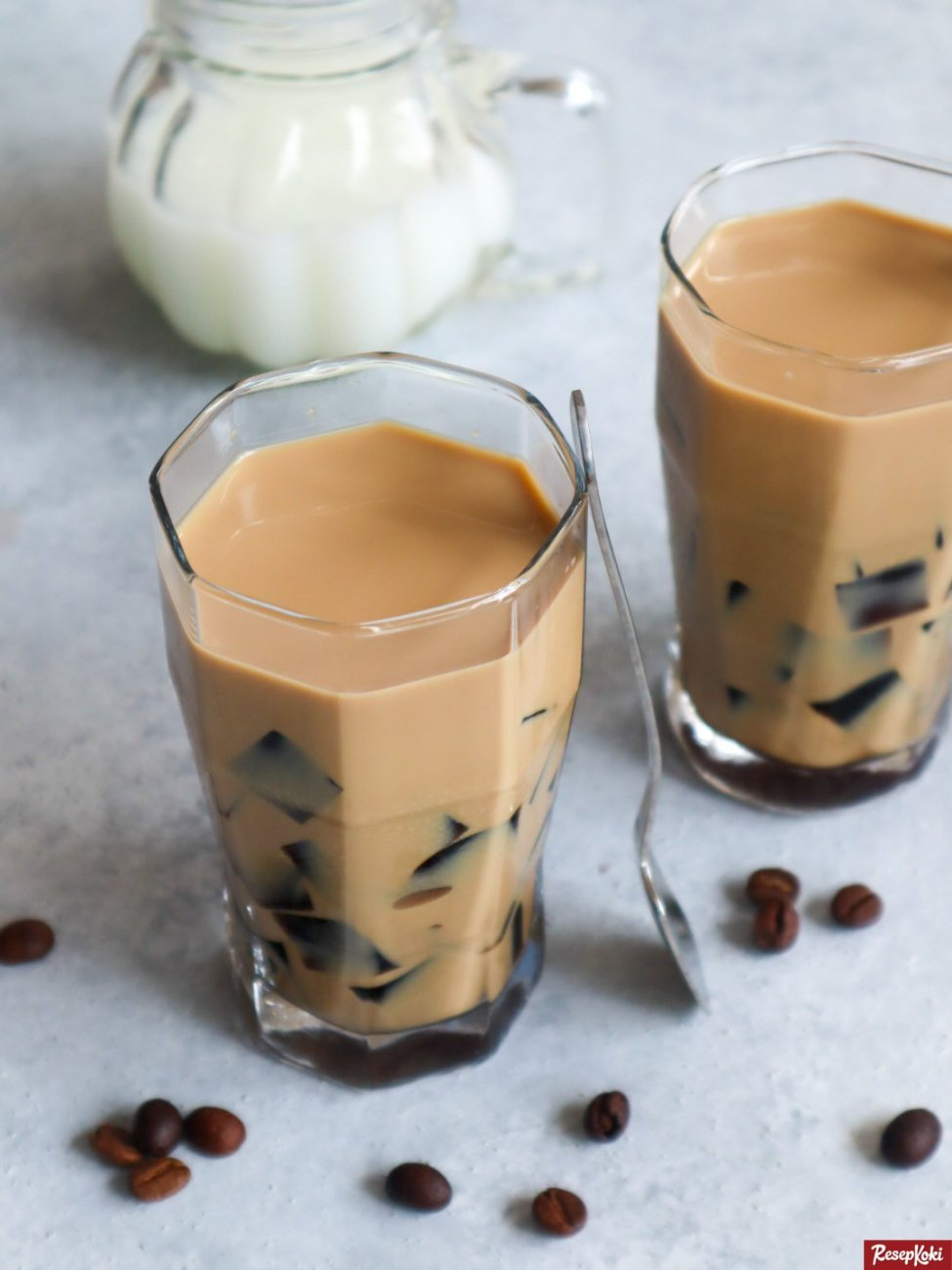 Resep Coffee Jelly