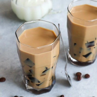 coffee jelly manis