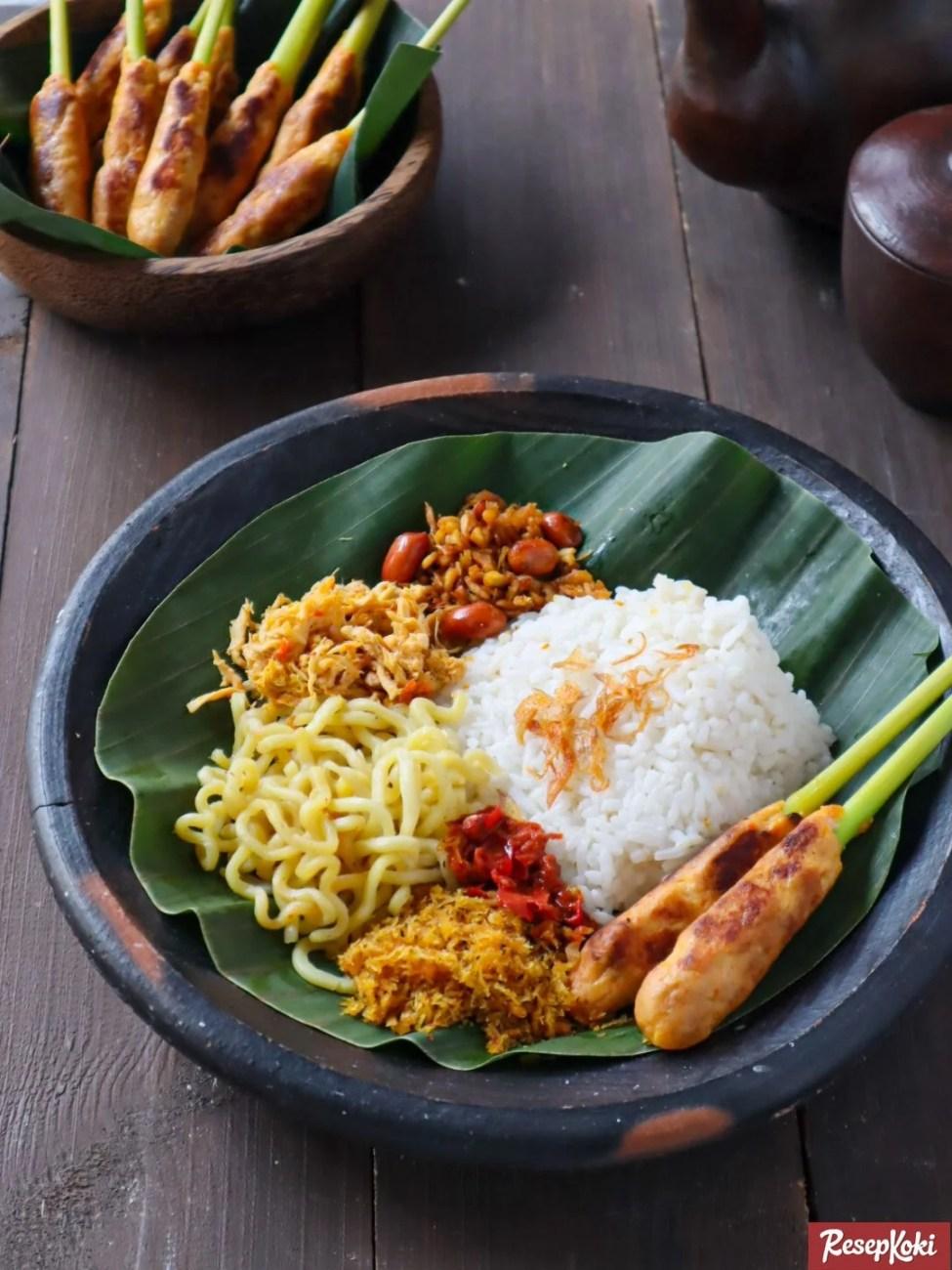 Resep Nasi Jinggo