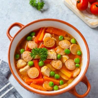 sup merah enak