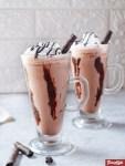 Resep Milkshake Chocolate