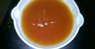 Pure Pepaya Apel yang Enak, Sehat, dan Bergizi