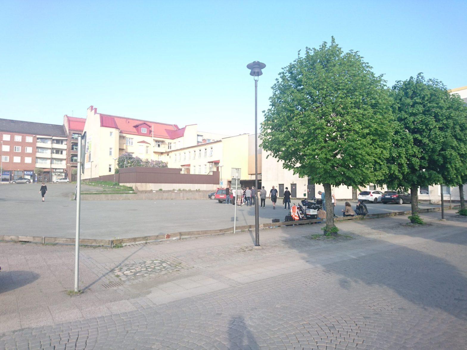 Nässjö filminspelning 2018