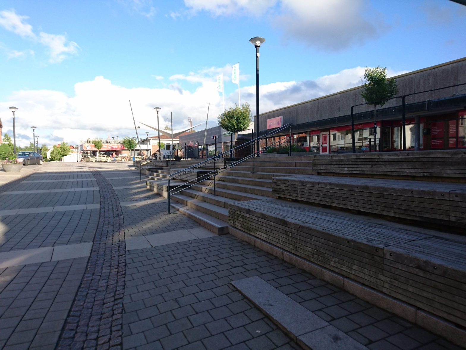 Bengtsfors centrum 2017