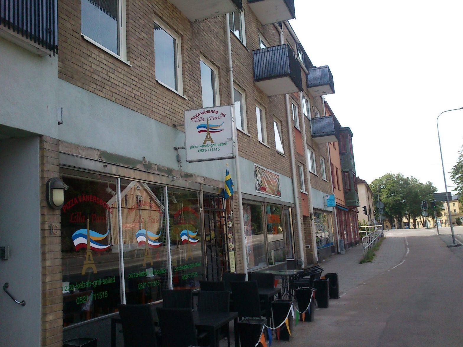 Pizzeria Lilla Paris, Vänersborg