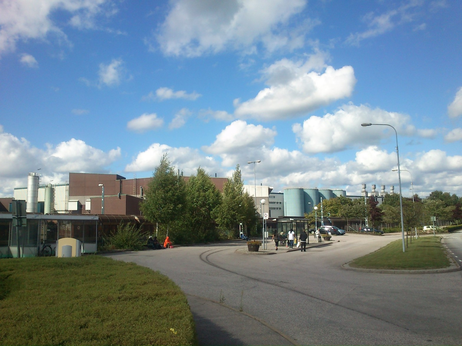 Hyltebruk station