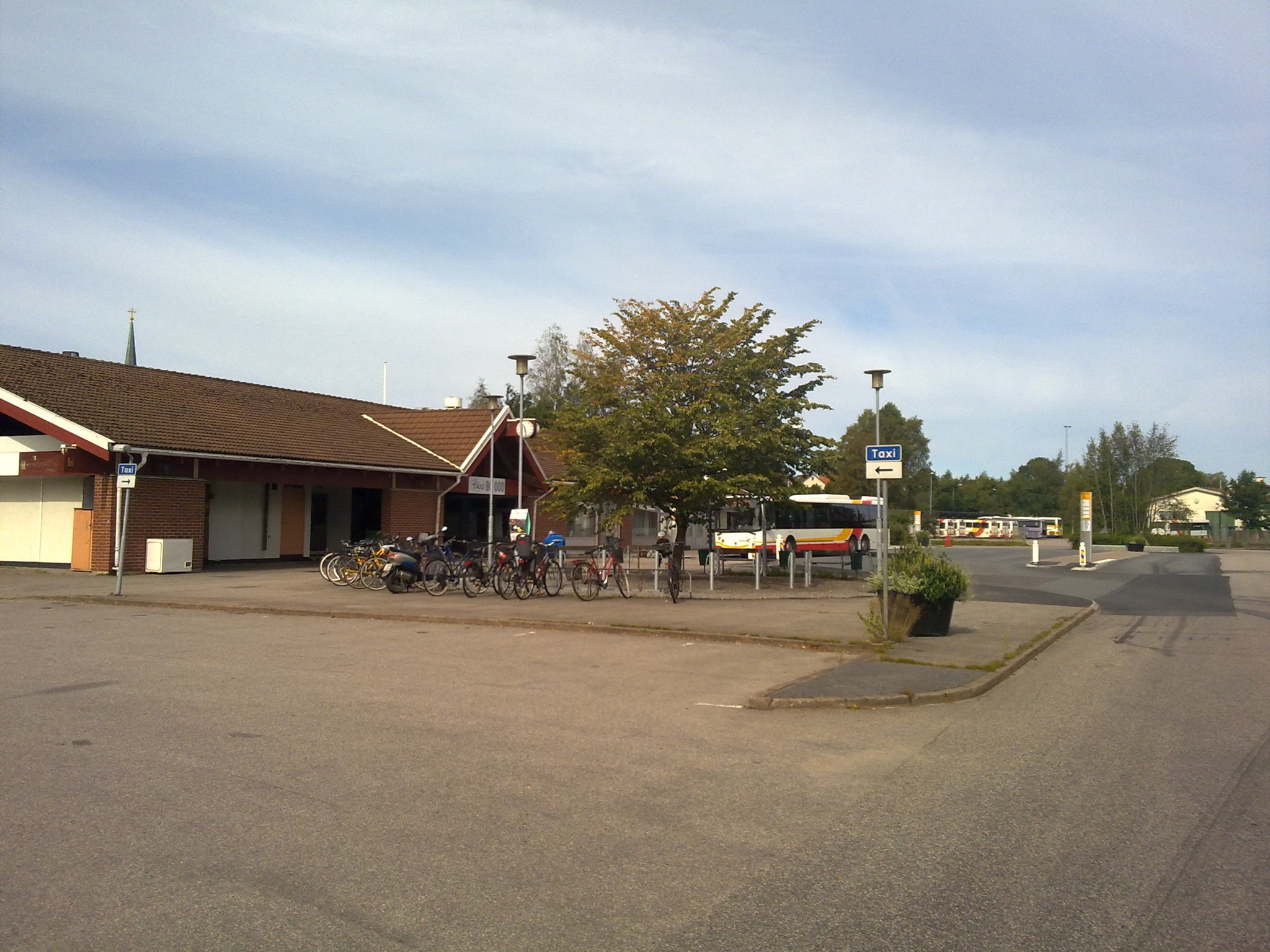 Gislaved busstation