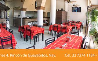 restaurantes en guayabitos