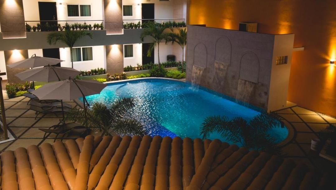 luxury hotel inn la peñita