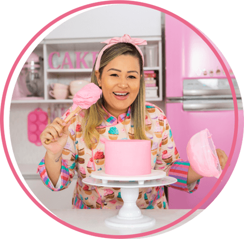 Cursos Andrezza Acioli Online Cake