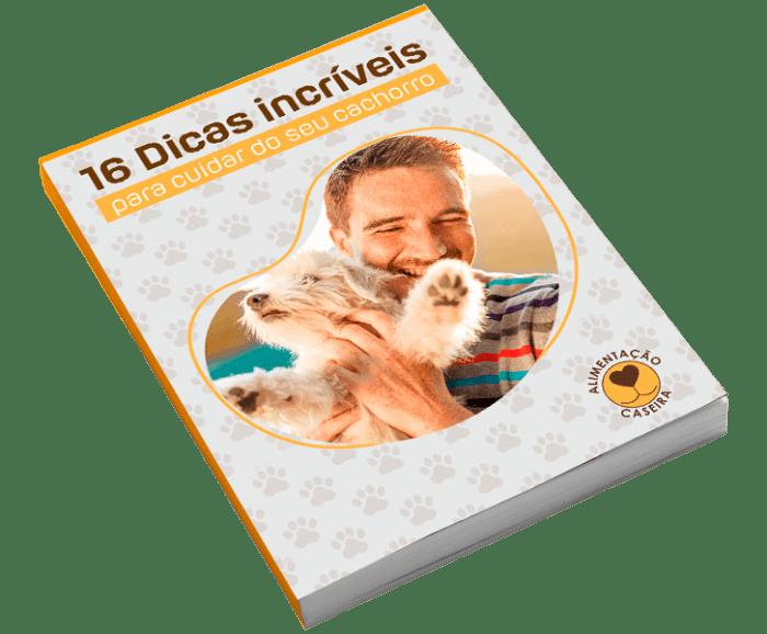 bonus guia alimentacao para caes caseira ebook
