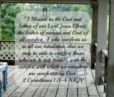 2 Corinthians 1:3-4 NKJV