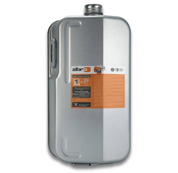 Zibro brændstoftank G-0