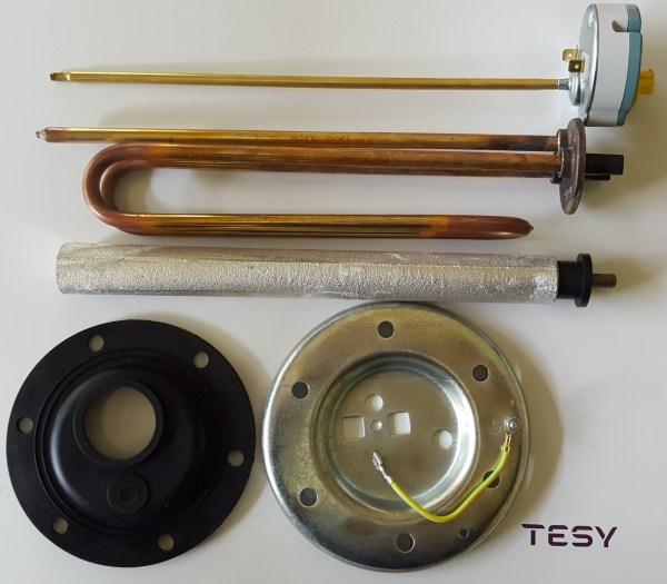 Bilight 80-100L Komplet Sæt (Med Termostat)-0