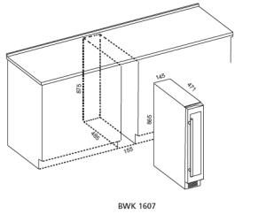 Qlima BWK-1607-345