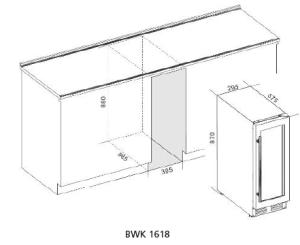 Qlima BWK-1618-344
