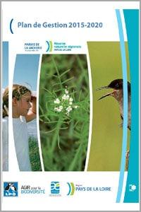Plan de gestion 2015-2020. Documents à télécharger - Réserve naturelle régionale Marais de la Vacherie