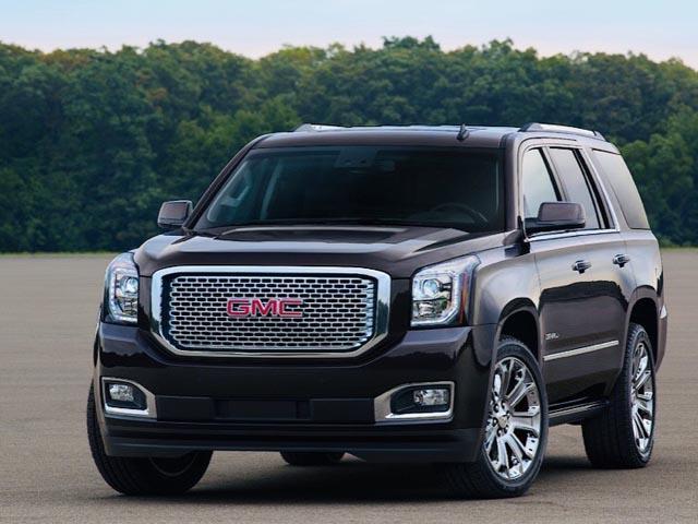 Luxury SUV Rental Fayetteville NC