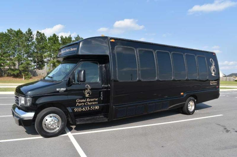 Raleigh Party Bus Company
