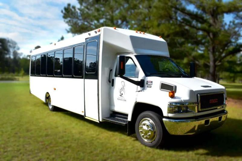 Raleigh Party Bus Grand Finale