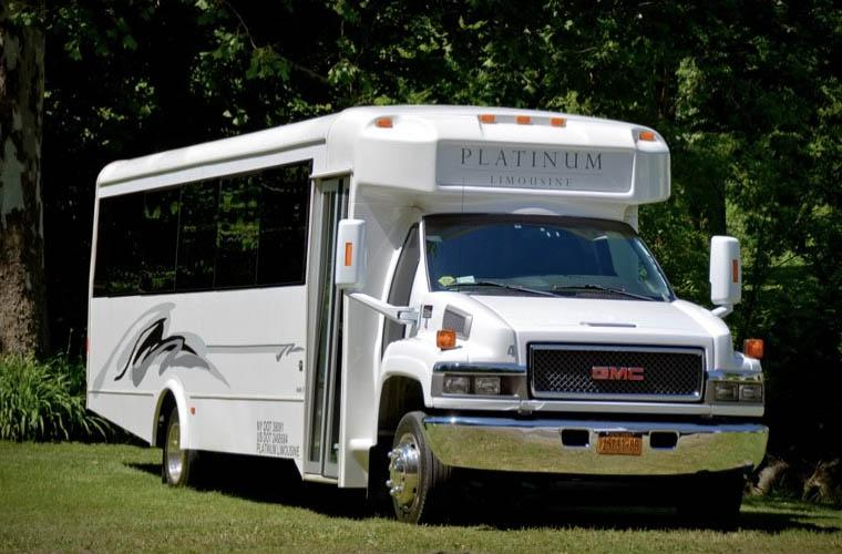 Raleigh Party Bus Showstopper