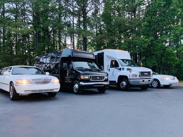 Cary NC limo fleet