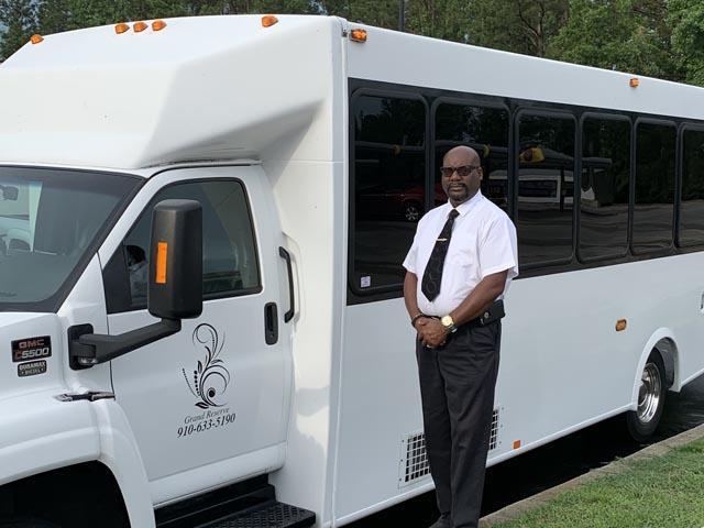 Greensboro NC limo driver