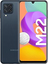 Samsung Galaxy M22 MORE PICTURES
