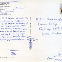Postcard Palaeography