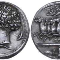 My Museum Favourite: a Syracusan coin