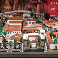 Lego, Pompeii, and the power of anachronism