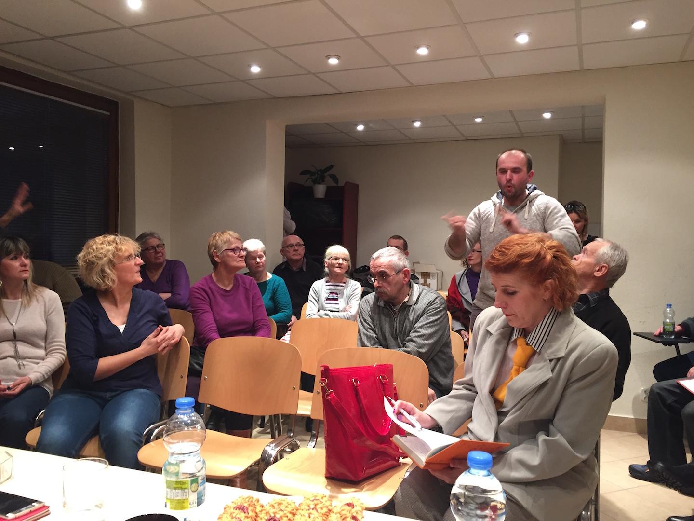 Spotkania z NGO z Lublina i Warszawy w ramach projektu